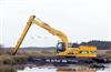 水陆两用挖掘机加长臂