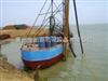钻探式抽沙船