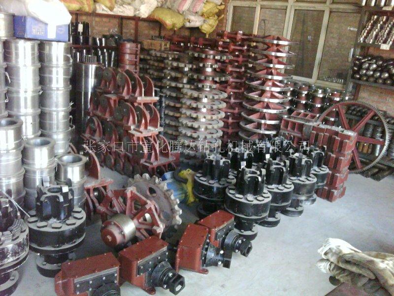 广东惠州KQG150潜孔钻机配件020100减速箱总成