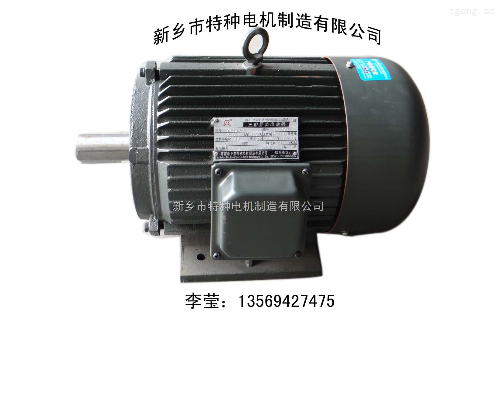 y132s-6-三相异步电动机