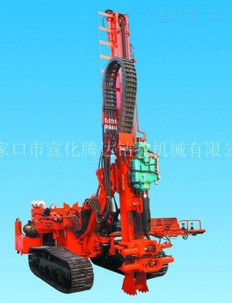 HTYM808多功能全液压钻机水井潜孔钻机
