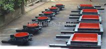 河北省机械铸铁镶铜闸门