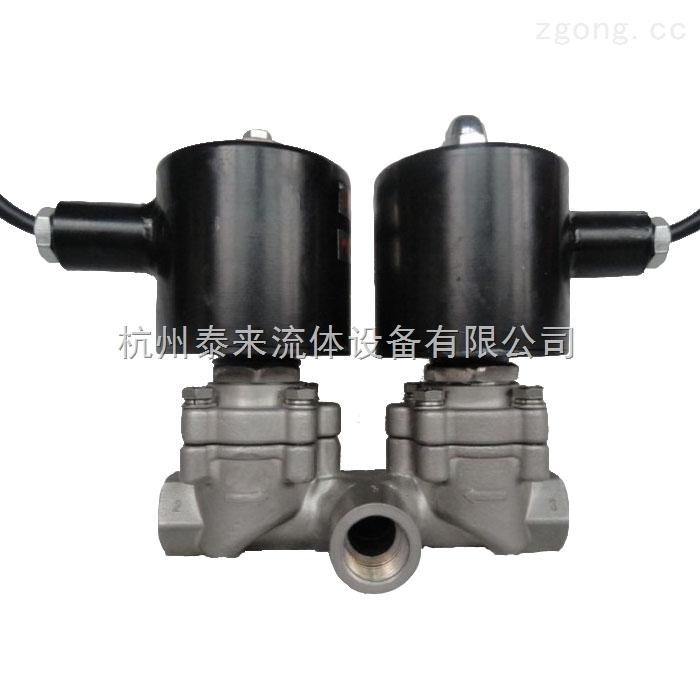 空调气管三通阀结构图