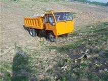 随州10吨矿用四轮车 山地用多功能运输车